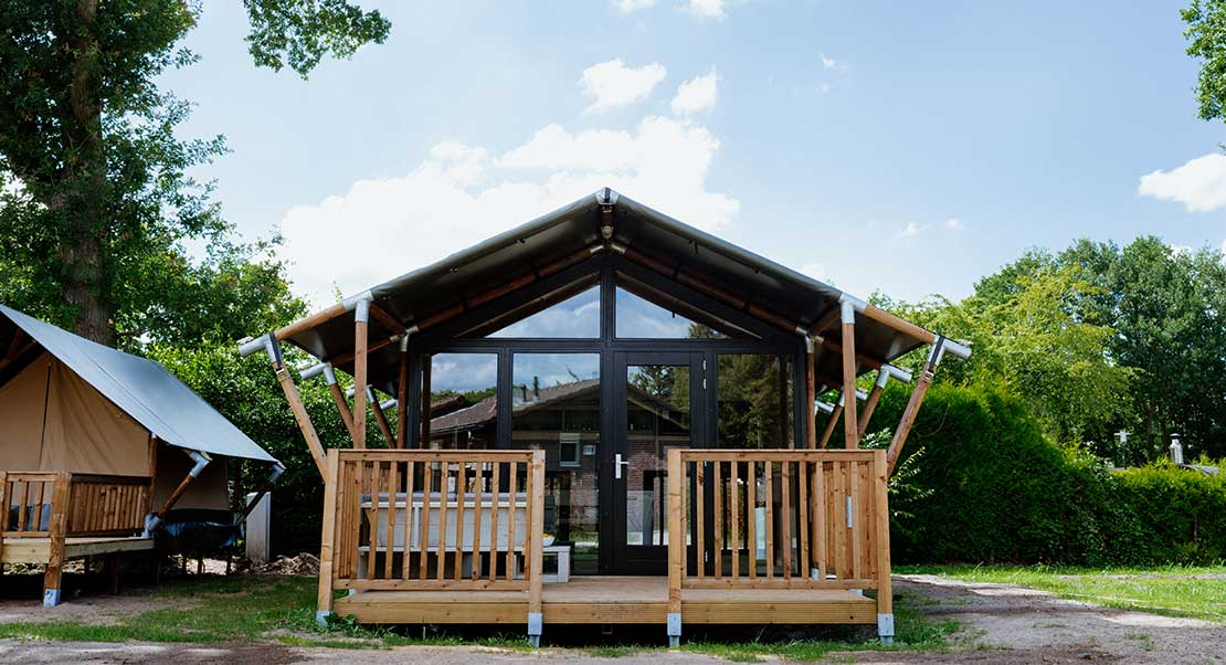 Thermo Tent Wood Outstanding